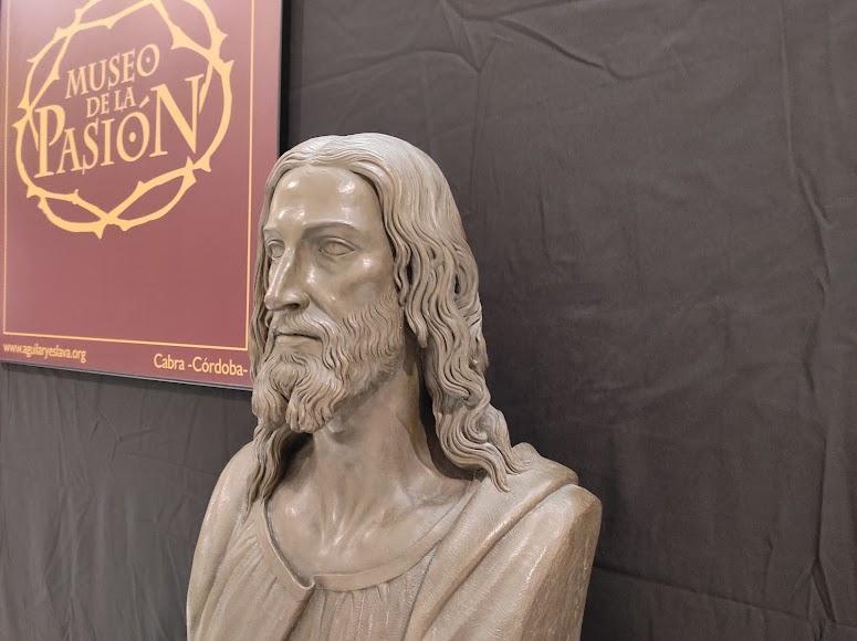 Reproducción del rostro de Cristo.