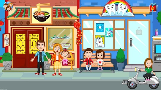 My Town : Street, After School Neighbourhood Fun (Unlimited Money) 6