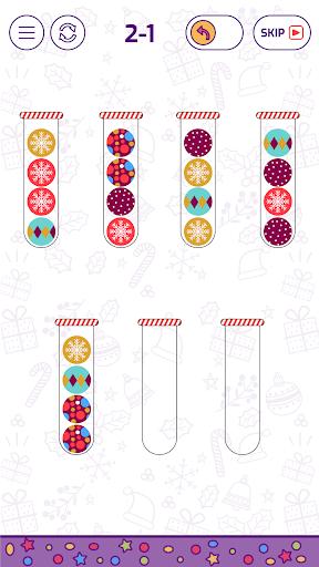 Bubble Sort Color Puzzle Game Apk 2