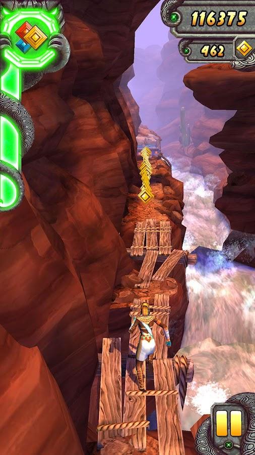 Screenshots of Temple Run 2 for iPhone