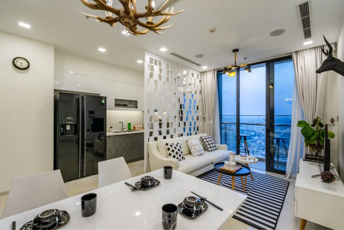 Giá căn hộ Vinhomes Ba Son là bao nhiêu?