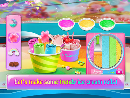 Magic Rainbow Unicorn Foods u2764 Dream Desserts! 1.0 screenshots 3