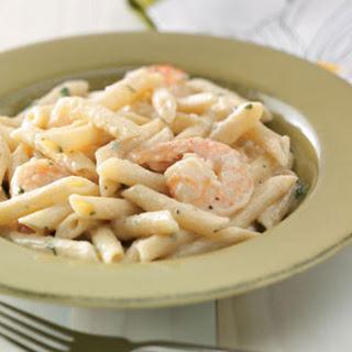 Alfredo Shrimp Shells