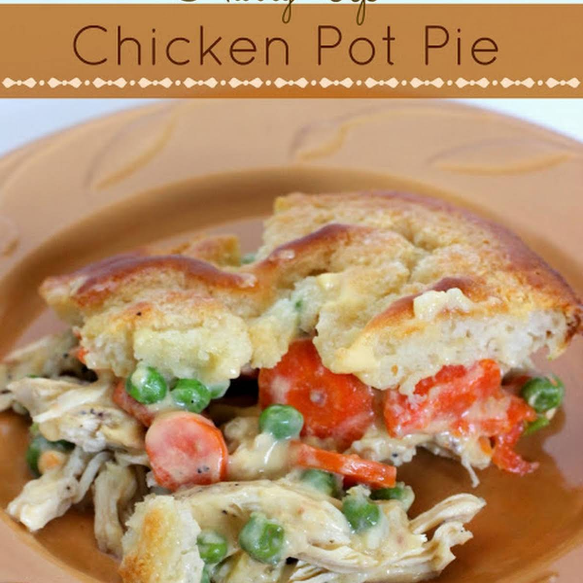 Hurry-Up Chicken Pot Pie