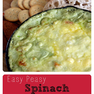 Spinach Bacon and Artichoke Dip