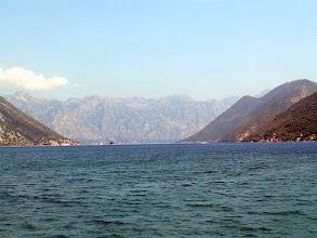 Photo: Bay of Kotor