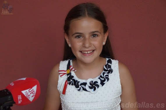 Entrevistas a Candidatas infantiles a Cortes de Honor. El Carme. #Elecció19