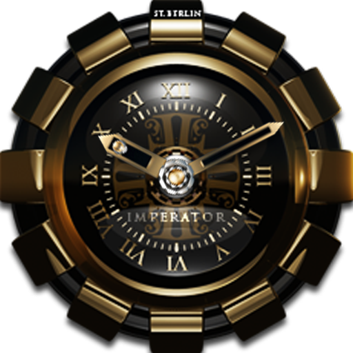 Imperator Kong Clock Widget