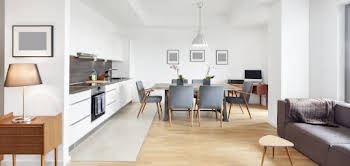 Appartement 3 pièces 58,1 m2