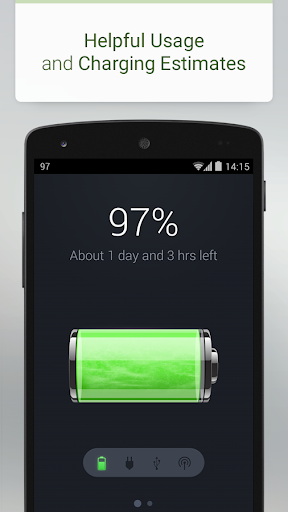 Battery screenshot 1