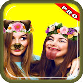 snappy photo filters and stickers free