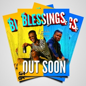 Fast rising act, *Kyngwhales* drops his 6th studio track featuring veteran rapper *Drey* *Rapz*, with song titled *BLESSINGS* produced, mixed and mastered by Pt-star. Download and Enjoy this huge music.