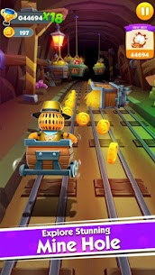 Garfield™ Rush Apk Download For Android and Iphone Mod Apk 5