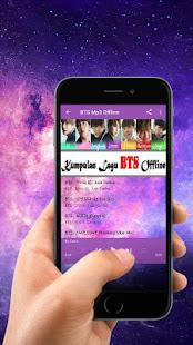 Download BTS Mp3 Offline Terlengkap For PC Windows and Mac apk screenshot 11