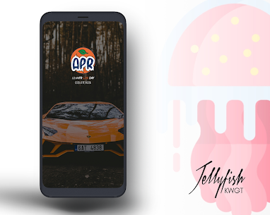 Jellyfish KWGT 3.5 Paid Patched Latest APK Free Download 3