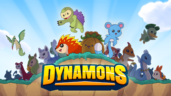 Dynamons by Kizi Screenshot