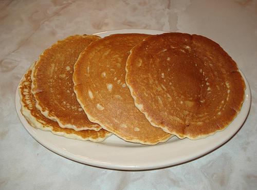Pancakes By Grandpa V. Recipe