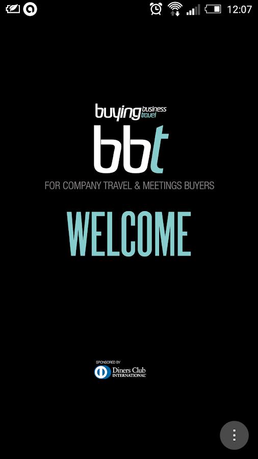 Buying Business Travel- screenshot
