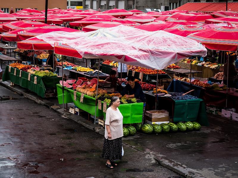 Dolac Market - Zagreb di E l i s a E n n E