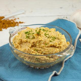 Ras El Hanout Hummus.