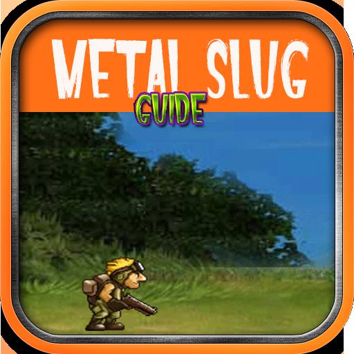 Guides for METAL SLUG