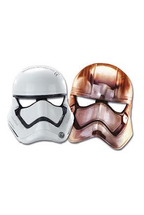Mask, Stormtrooper awakens