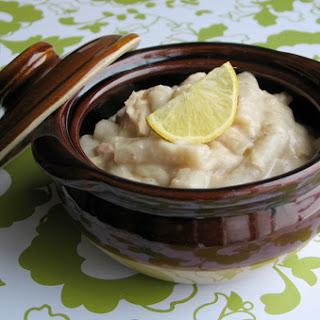 Gluten-free, Dairy-free Tuna Skillet Casserole.