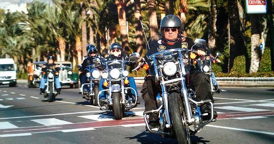 Las Harley Davidson vuelven a tomar la provincia