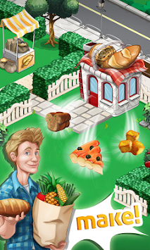Chef Town: Cooking Simulation apk screenshot