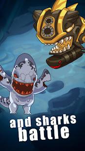 Shark Evolution World