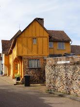 Photo: Lavenham, Little Hall