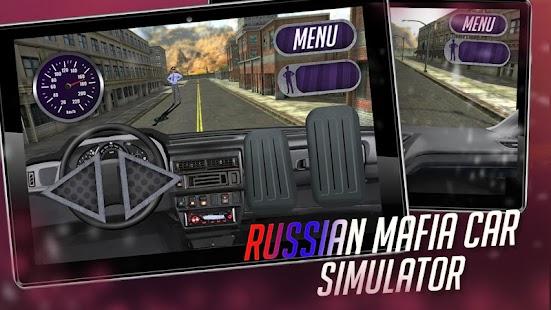 Russian Mafia Car Simulator - náhled