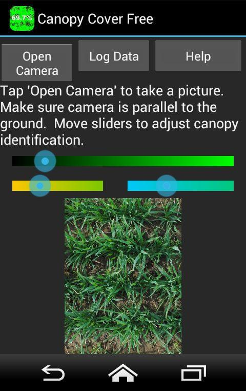 Canopy Cover Free- screenshot