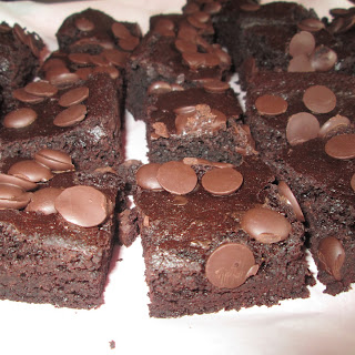 Paleo Brownies (sweet potato)
