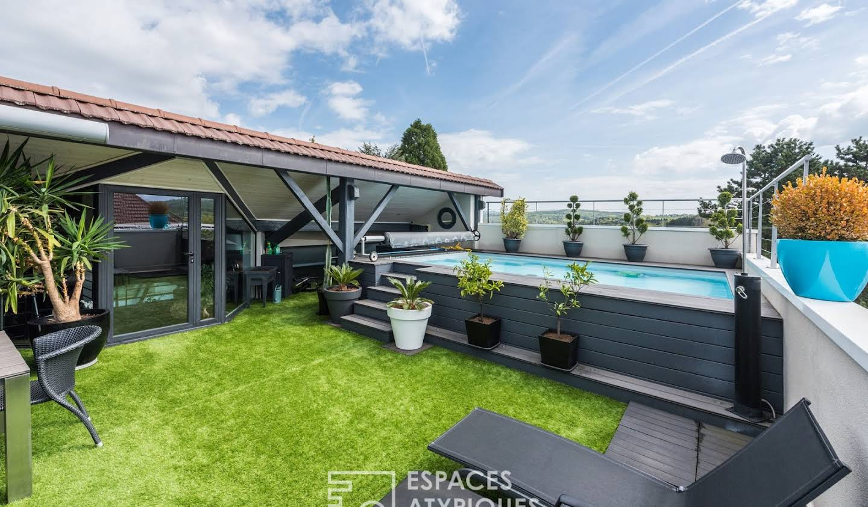 Appartement avec terrasse Allonzier-la-Caille