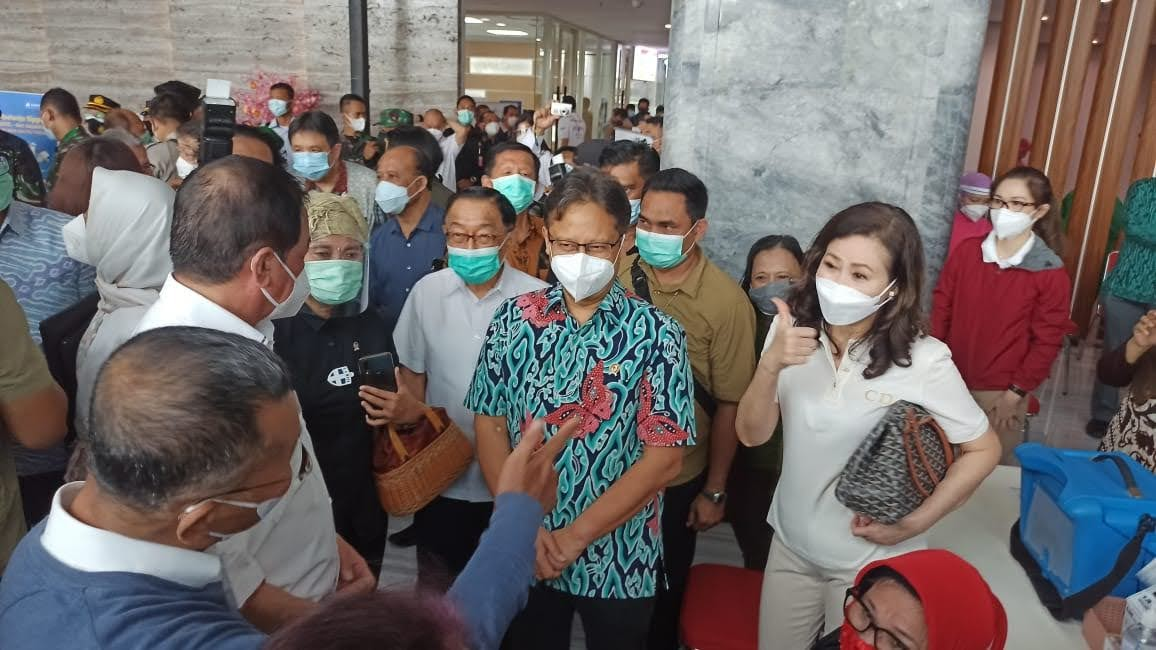 Sebanyak 38 Juta Akan Terima Vaksinasi Covid-19 Lansia di Surabaya, Ditargetkan Akhir Bulan Juni 2021