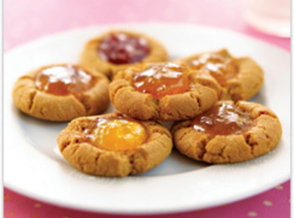 South Beach Diet Pnut Butter And Jelly Cookies Recipe