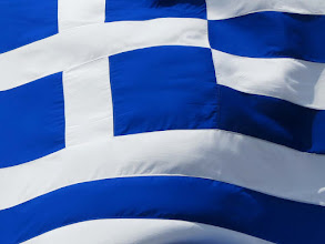 Photo: Flag of Greece