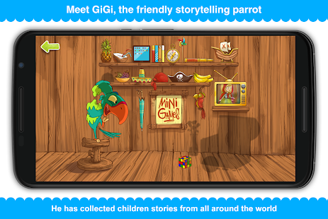 Tales with GiGi- screenshot thumbnail