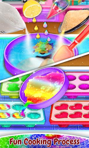 Candy Nail Polish & Ring Pop Salon! Candy Bracelet 1.0.5 screenshots 2