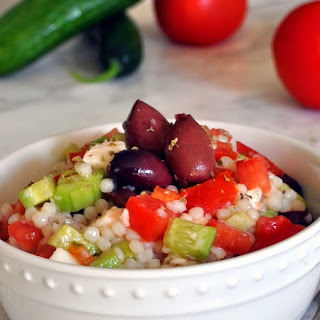 Fresh and Light Couscous Salad
