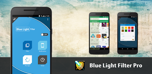 (APK) تحميل لالروبوت / PC Blue Light Filter Pro تطبيقات screenshot
