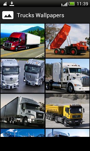 Trucks HD Wallpapers