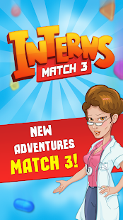 Interns: Match 3 - náhled