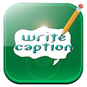 Write on picture caption