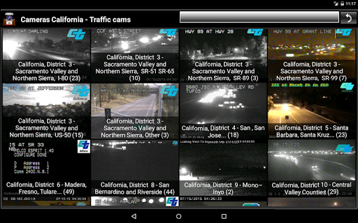 California Cameras - Traffic  screenshots 10