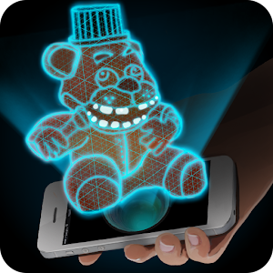 Hologram Freddy 3D Simulator for PC and MAC