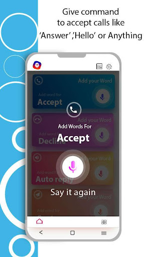 Vani - Your Personal Voice Assistant Call Answer 9.5 screenshots 1