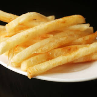 Perfect Thin and Crispy French Fries.