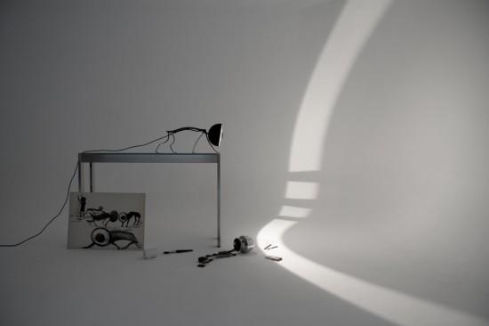 在家養隻寵物般的貓咪燈 Micha lamp